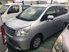 沖縄の中古車 トヨタ ノア 車両価格 73万円 リ済込 平成21年 9.7万K グレー