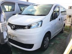 沖縄の中古車 日産 NV200バネットバン 車両価格 139万円 リ済込 平成25年 7.5万K ホワイト