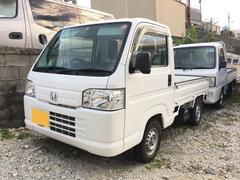 沖縄の中古車 ホンダ アクティトラック 車両価格 59万円 リ済込 平成22年 10.3万K ホワイト