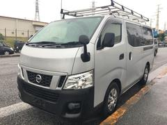 沖縄の中古車 日産 NV350キャラバンバン 車両価格 109万円 リ済込 平成24年 20.5万K グレー