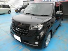沖縄の中古車 トヨタ bB 車両価格 63万円 リ済別 平成24年 7.0万K ブラックM