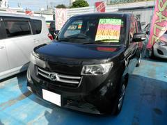 沖縄の中古車 トヨタ bB 車両価格 43万円 リ済別 平成20年 8.3万K ブラックM