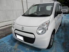 沖縄の中古車 スズキ アルト 車両価格 35万円 リ済込 平成25年 6.0万K ホワイト