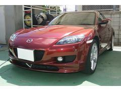 沖縄の中古車 マツダ RX−8 車両価格 83万円 リ済込 平成18年 8.4万K 特色