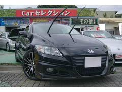沖縄の中古車 ホンダ CR−Z 車両価格 129万円 リ済込 平成22年 6.8万K ブラック