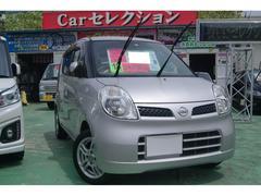 沖縄の中古車 日産 モコ 車両価格 29万円 リ済込 平成18年 11.5万K シルバー