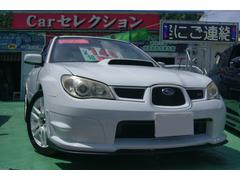 沖縄の中古車 スバル インプレッサ 車両価格 142万円 リ済込 平成18年 14.1万K ホワイト