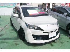 沖縄の中古車 トヨタ ヴィッツ 車両価格 128万円 リ済込 平成24年 6.7万K パール