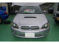 沖縄の中古車 スバル レガシィツーリングワゴン 車両価格 24万円 リ済込 平成16年 12.9万K シルバー