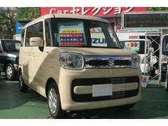 沖縄の中古車 スズキ スペーシア 車両価格 ASK リ済込 新車  特色