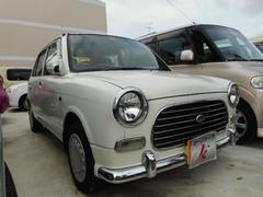 沖縄の中古車 ダイハツ ミラジーノ 車両価格 28万円 リ済込 平成12年 10.7万K パール