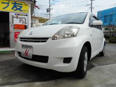 沖縄の中古車 トヨタ パッソ 車両価格 29万円 リ済込 平成19年 8.5万K ホワイト