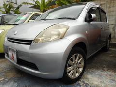 沖縄の中古車 トヨタ パッソ 車両価格 19万円 リ済込 平成17年 11.2万K シルバー