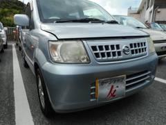沖縄の中古車 日産 オッティ 車両価格 23万円 リ済込 平成17年 8.7万K シルバー