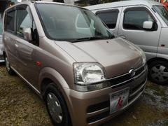 沖縄の中古車 ダイハツ ムーヴ 車両価格 25万円 リ済込 平成18年 8.6万K ピンク