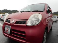 沖縄の中古車 日産 モコ 車両価格 25万円 リ済込 平成18年 9.1万K ピンク