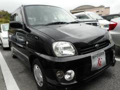 沖縄の中古車 スバル プレオ 車両価格 23万円 リ済込 平成17年 9.8万K ブラック