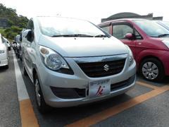 沖縄の中古車 スズキ セルボ 車両価格 28万円 リ済込 平成19年 6.3万K シルバー