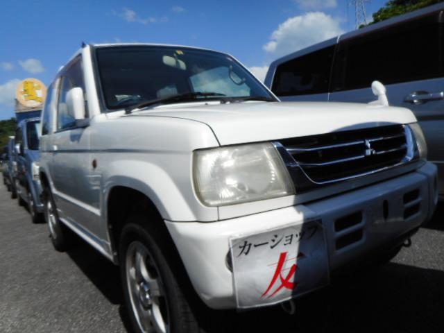 三菱 パジェロミニ XR (車検整備付)