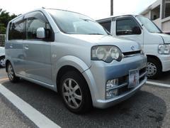 沖縄の中古車 ダイハツ ムーヴ 車両価格 21万円 リ済込 平成16年 8.3万K シルバー