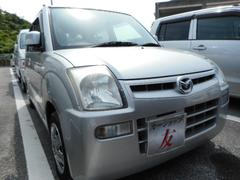 沖縄の中古車 マツダ キャロル 車両価格 21万円 リ済込 平成19年 5.5万K シルバー