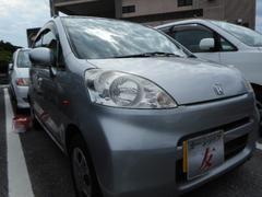 沖縄の中古車 ホンダ ライフ 車両価格 25万円 リ済込 平成20年 6.9万K シルバー