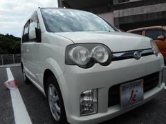 沖縄の中古車 ダイハツ ムーヴ 車両価格 29万円 リ済込 平成18年 6.4万K ホワイト