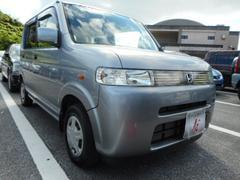 沖縄の中古車 ホンダ ザッツ 車両価格 25万円 リ済込 平成18年 11.3万K グレー