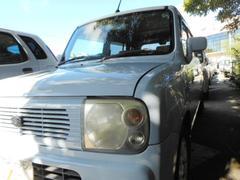 沖縄の中古車 スズキ アルトラパン 車両価格 25万円 リ済込 平成17年 7.2万K ブルー
