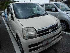 沖縄の中古車 ダイハツ ムーヴ 車両価格 25万円 リ済込 平成18年 5.1万K パール