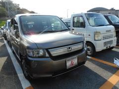 沖縄の中古車 ホンダ モビリオスパイク 車両価格 25万円 リ済込 平成19年 12.2万K ライトグレー