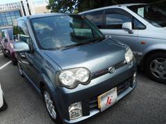 沖縄の中古車 ダイハツ ムーヴ 車両価格 25万円 リ済込 平成17年 10.7万K グレー