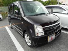 沖縄の中古車 スズキ ワゴンR 車両価格 28万円 リ済込 平成19年 10.3万K パープル