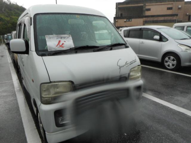 スズキ エブリイワゴン ジョイポップターボPZ (車検整備付)
