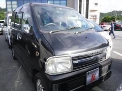 沖縄の中古車 ダイハツ アトレーワゴン 車両価格 25万円 リ済込 平成14年 11.0万K ブラック