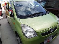沖縄の中古車 ダイハツ ミラ 車両価格 28万円 リ済込 平成21年 4.5万K グリーン