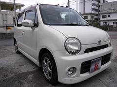 沖縄の中古車 ダイハツ ムーヴラテ 車両価格 24万円 リ済込 平成16年 9.9万K ベージュ