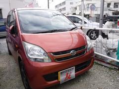 沖縄の中古車 ダイハツ ムーヴ 車両価格 26万円 リ済込 平成19年 10.0万K ピンク