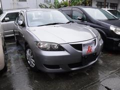 沖縄の中古車 マツダ アクセラ 車両価格 29万円 リ済込 平成17年 5.6万K グレー
