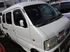沖縄の中古車 スズキ エブリイワゴン 車両価格 27万円 リ済込 平成14年 4.6万K パール