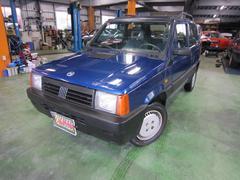 沖縄の中古車 フィアット フィアット パンダ 車両価格 25万円 リ済込 1999年 12.7万K ブルーM