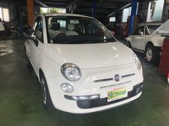 沖縄の中古車 フィアット フィアット 500 車両価格 119万円 リ済込 2012年 3.8万K ホワイト