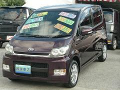 沖縄の中古車 ダイハツ ムーヴ 車両価格 28万円 リ済込 平成18年 11.3万K DブラウンM