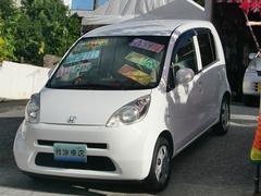 沖縄の中古車 ホンダ ライフ 車両価格 16万円 リ済込 平成18年 8.0万K ホワイト
