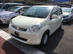 沖縄の中古車 トヨタ パッソ 車両価格 59.4万円 リ済別 平成24年 6.2万K シンジュパールマイカ