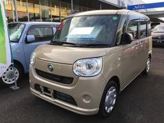 沖縄の中古車 ダイハツ ムーヴキャンバス 車両価格 149万円 リ済別 平成28年 0.2万K ベージュ