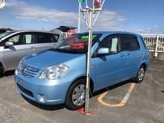 沖縄の中古車 トヨタ ラウム 車両価格 59万円 リ済込 平成21年 5.1万K ブルー