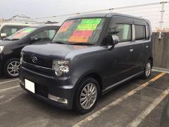 沖縄の中古車 ダイハツ ムーヴコンテ 車両価格 76万円 リ済込 平成20年 6.1万K グレー