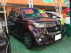 沖縄の中古車 トヨタ bB 車両価格 79万円 リ済込 平成22年 7.6万K ブラウン
