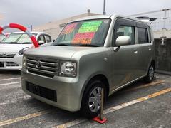 沖縄の中古車 ダイハツ ムーヴコンテ 車両価格 74万円 リ済込 平成20年 5.8万K ライトゴールド